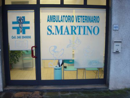 ambulatorio veterinario san martino